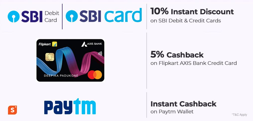 sbi card offers
