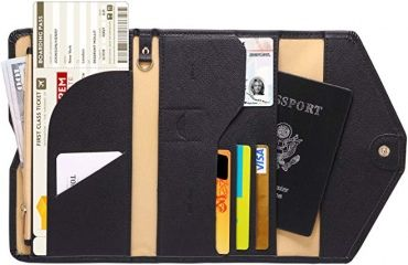keeping travel documents