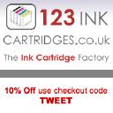 123inkcartridges.co.uk Voucher Codes
